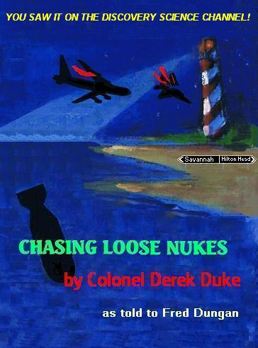 Front Cover:  Chasing Loose Nukes by Derek Duke