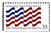 Stamp Honoring Veterans