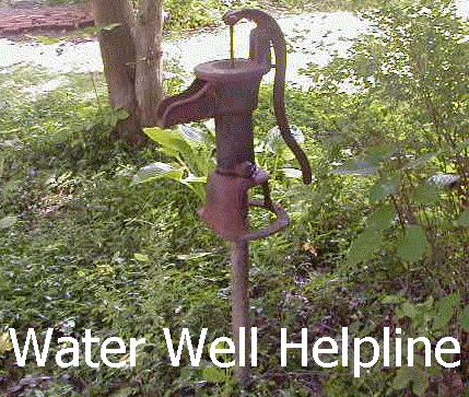 Water Well Helpline Message Board
